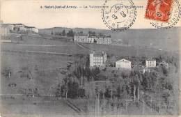 69 - SAINT JUST D'AVRAY - La Valsonnière - Ecole De Garçons 1907 - Otros Municipios
