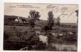 CPA-ZA794-CHAUMONT SAINT AIGNAN ET LA VALLEE DE LA MARNE 1915 - Chaumont
