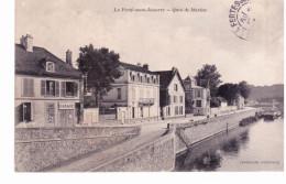 La Ferté Sous Jouarre - Quai De Marine - La Ferte Sous Jouarre
