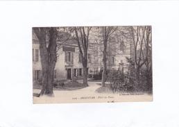 1225  -  ARGENTAN  -  Hôtel  Des  Postes - Argentan