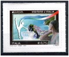 2012  EUROPA VISITATE ITALIA   0,75 Euro  NUOVO ** MNH - 6. 1946-.. Repubblica