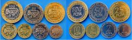 AFRICA CENTRALE  SERIE 7 MONETE CON BIMETALLICA 2006 FDC - Monete