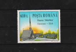 1994 - Eglise Sainte-Maria De Clevent  Mi 5049 Et Yv 4215 MNH - 1948-.... Republiken