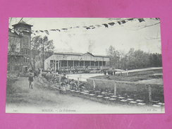 ROUEN    1910   LE VELODROME    EDIT CIRC NON - Rouen