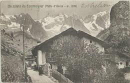 COURMAJEUR - Italia