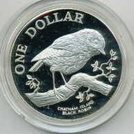 New Zealand $1 1984 Bird Nova Zelandia Nuova Zelanda Nouvelle Zelande - New Zealand