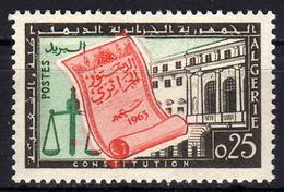 ALGERIEN 1963 - MiNr: 410 ** / MNH - Algerien (1962-...)