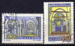 ALGERIEN 1970 - MiNr: 561-562 Komplett  Used - Algerien (1962-...)
