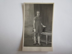 Photo Photos Photographie Enfant Fille - Persone Anonimi