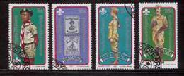 BOP 1982 CTO Stamp(s) Boy Scouts 84-87 #3290 - Scouting