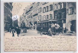 STRASBOURG--AN DEN GEWERBSLAUBEN-  LE BEAU TRAMWAY STRASBOURGEOIS - Strasbourg