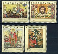1970 - CECOSLOVACCHIA - Catg.. Mi. 1976/1978 - NH  - 1979 SG - (SRA3207.4) - Czechoslovakia