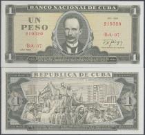 1988-BK-1 CUBA. 1$ JOSE MARTI 1988 UNC PLANCHA - Cuba