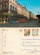 Universita Centrale Cars Bus, Napoli, NA Napoli, Italy Postcard Posted 1991 Stamp - Napoli (Naples)