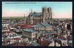 8285 - Cartes Postales Anciennes - Reims Rheims - N. Gel - Reims