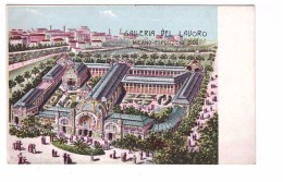 Italie Milan Milano Galleria Del Lavoro Esposizione 1906 Exposition - Milano (Milan)
