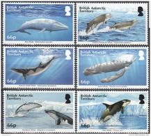 British Antarctic Territory 2015 Cétacés Neuf ** - Territoire Antarctique Britannique  (BAT)