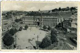 BELGIO  LIEGE  Place St-Lambert  Le Palais Des Princes Eveques  Tram  Pubb. Bayer  Dubonnet - Liège