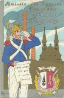 Illustrateur Cpm Pompiers Illkirch Graffenstaden 67 Patrick Hamm - Hamm