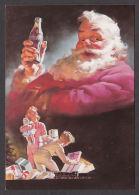 NL15001/ Père Noël Coca-Cola, Enfants, Cadeaux - Santa Claus