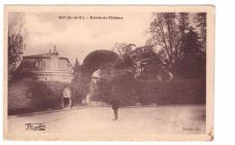 91 Gif Entrée Du Chateau - Gif Sur Yvette