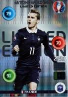 Adrenalyn XL - UEFA Euro 2016 Limited Edition ANTOINE GRIEZMANN - Andere Spielekarten