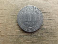 Congo Republique  100 Francs  1971  Km 1 - Congo (Republic 1960)