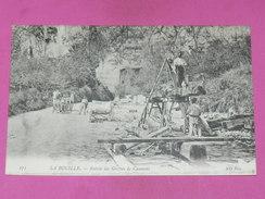 ROUEN    1910   LA BOUILLE /   CAUMONT METIER TAILLEUR DE PIERRE   EDIT CIRC NON - Rouen