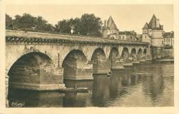 86 - CHATELLERAULT - Le Pont Henri-IV - Chatellerault