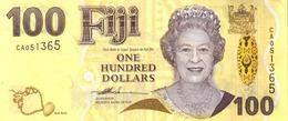 *  FIJI 100 DOLLARS ND (2007) P-114 UNC  [FJ525a] - Fiji