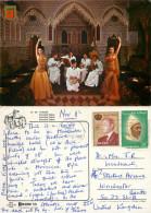 Koutoubia, Tanger, Morocco Postcard Posted 1990 Stamp - Tanger