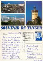 Tanger, Morocco Postcard Posted 1999 Stamp - Tanger