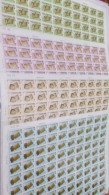 Taiwan 1992 Ancient Chinese Book Stamps Sheets Butterfly Archeology