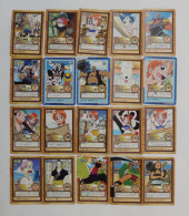 One Piece : 20 Japanese Trading Cards - Trading Cards