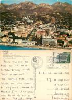 Menton, Alpes-Maritimes, France Postcard Posted 1973 Stamp - Menton