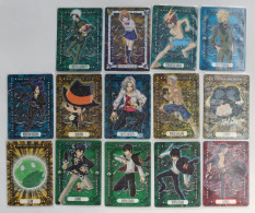 Katekyou Hitman Reborn!  : 14 Japanese Trading Cards - Trading Cards