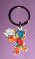 Coca-Cola Keychain - World Soccer Championships - Brasil 2014. (Croatia) - Key Chains