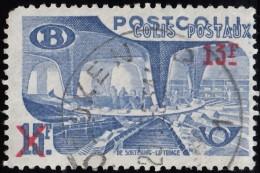 BELGIUM - Scott # Q338 Sorting 'Surcharged' (*) / Used Stamp - 1942-1951