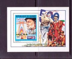 GUINEE  1992 EXPO SEVILLE  YVERT N°962 NEUF MNH** - 1992 – Sevilla (España)