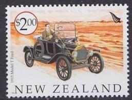 2003 NOUVELLE-ZÉLANDE New Zealand Ford Model T 1915 ** MNH Voiture Véhicule Camion Car Vehicle Truck Auto Fahrzeu [EA69] - Cars