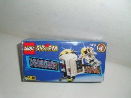 LEGO  SYSTEM  6458 - Satellite  Con  Astronauta - Lego System