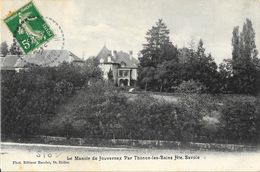 Le Manoir De Jouvernex Margencel (Haute-Savoie) - Photo Baudet - Francia