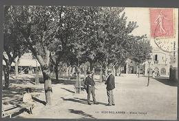 Sidi - Bel - Abbès  Place Carnot  CPA 1907 - Sidi-bel-Abbes