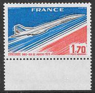 Frankreich 1976 / MiNr.  1951  Unterrand, Rand War Nach Hinten Geknickt   ** / MNH   (o2935) - France