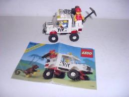 LEGOLAND  6672 - Safari / Veicolo Fuoristrada - Lego System