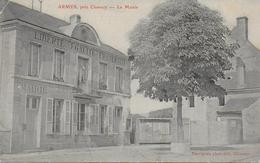 58)   ARMES   - Prés De Clamecy -  La Mairie - Andere Gemeenten