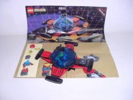 LEGO  SYSTEM  6835 - Soucer Scout / SPYRIUS - Lego System