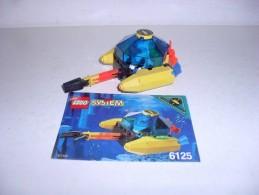 LEGO  SYSTEM  6125 - Aquazone - Lego System