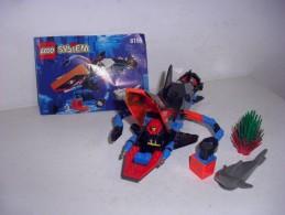 LEGO  SYSTEM  6155 -  Deep  Sea  Predator - Lego System