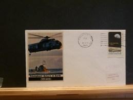 64/370   LETTRE USA - Hélicoptères